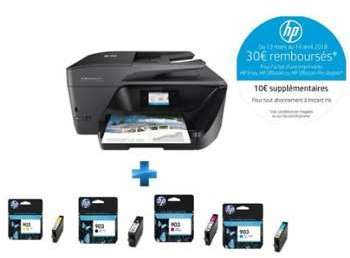 HP office jet pro 6974 multifonction
