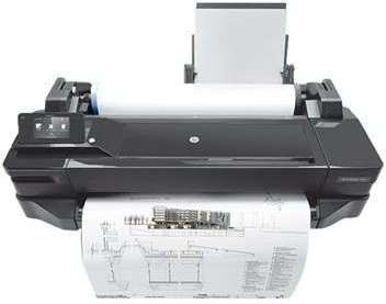 HP DesignJet T120 - 24 imprimante
