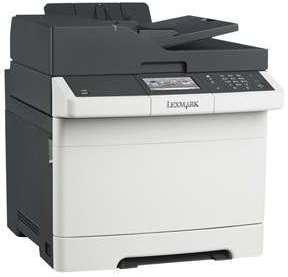 Lexmark CX417de - Imprimante