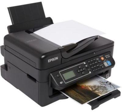 epson workforce wf 2630wf imprimante multifonctions couleur c11ce36402. Black Bedroom Furniture Sets. Home Design Ideas