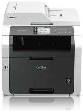 mfc 9330cdw imprimante led couleur multifonctions a4 fax. Black Bedroom Furniture Sets. Home Design Ideas