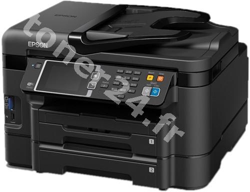 Imprimante WorkForce WF-3640DTWF