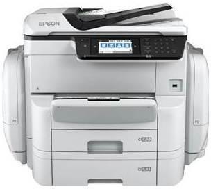 EPSON WF-C869RDTWF - Imprimante