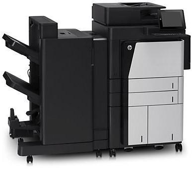 HP LaserJet Enterprise flow