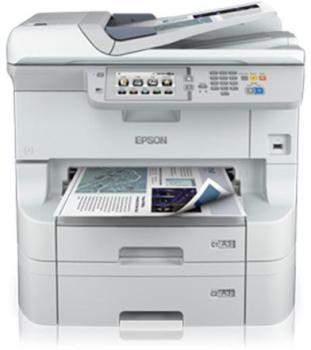 Epson WorkForce Pro WF-8590