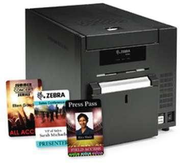 Imprimante carte Zebra ZC10L
