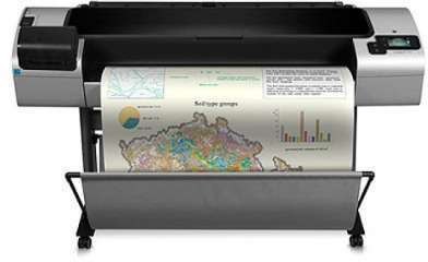 HP - DesignJet T1300ps ePrinter