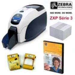 Kit Imprimante carte Zebra