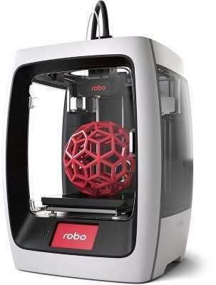 Imprimante 3D Robo Robo R2