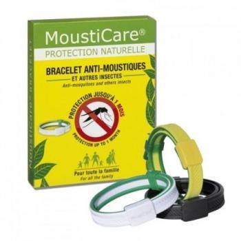 MoustiCare Bracelet anti-moustiques