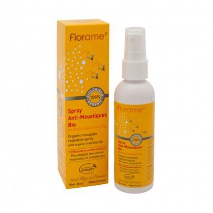 Florame Spray Anti-Moustiques