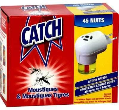 Diffuseur électrique anti-moustiques