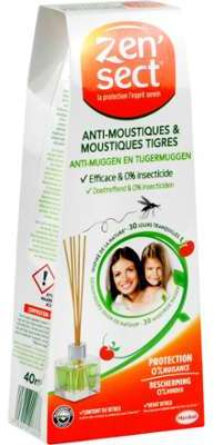 Diffuseur répulsif anti-moustiques