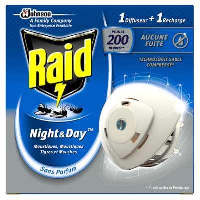 Diffuseur anti-moustiques