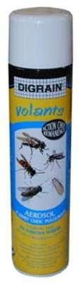 Aérosol Digrain insectes volant