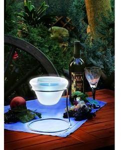 Lampe de table jardin