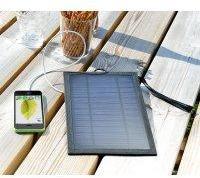 Panneau solaire USB mobile