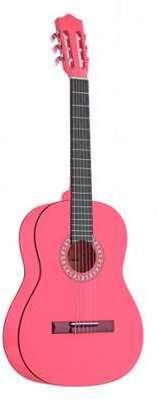 Guitare Enfant 1 2 Rose