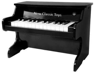 Piano-Jouet électrique Noir