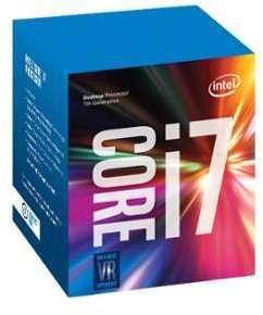 NTEL Processeur Core i7-7700K