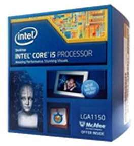 Processeur Intel Core i5 i5-4590