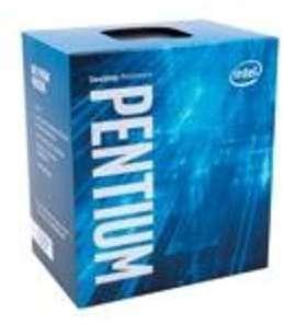 Intel Pentium G4560 - 3 5