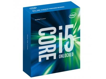Intel Core i5-6600K (3 5GHz)