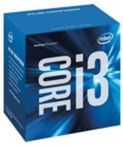 Intel Core i3 6100 - 3 7 GHz