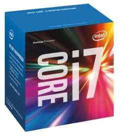 Intel Core i7 6700 3 4 GHz