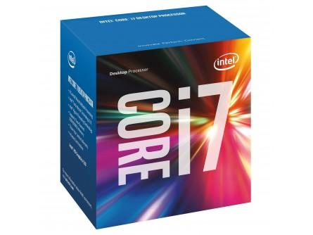 Intel Core i7-6700 - 3 4GHz