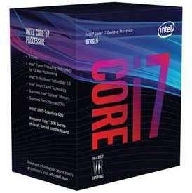 Intel Core i7 8700 - 3 2 GHz