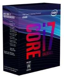 Intel Core i7 8700K - 3 7