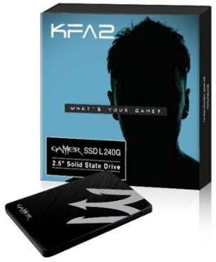 KFA2 SSD Gamer L 240 Go TLC