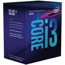 Intel Core i3 8350K - 4 GHz