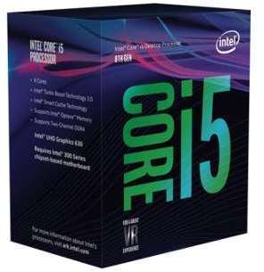 Intel Core i5-8400 - Processeur