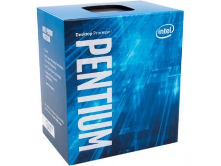 Intel Core Pentium G4600 -