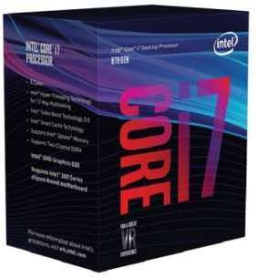 Intel Core i7-8700 Tray -