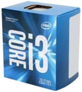 Processeur Intel Core i3 7100