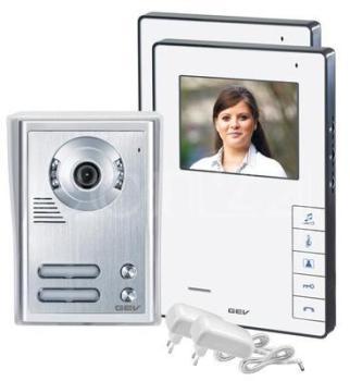 Interphone portier vidéo CVB