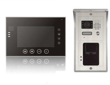 Portier vidéo biométrique