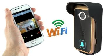 Visiophone WIFI pour Smartphone