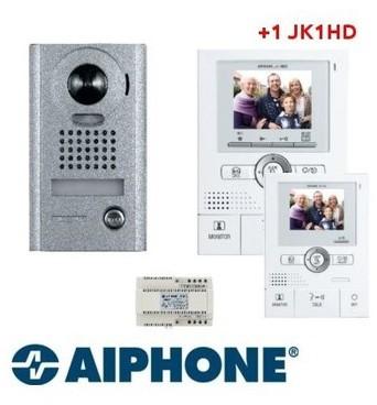 Interphone vidéo Aiphone JKS1AEDV