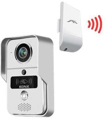 KONX avec antenne Wifi jusqu