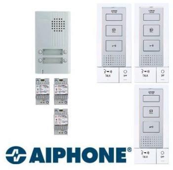 Aiphone KITDB3 - 3 logements