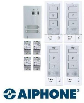 Aiphone KITDB4 - 4 appartements