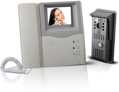 Interphone vidéo étanche ECO