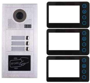 Portier interphone modern