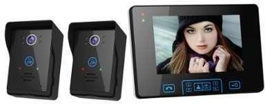 Visiophone sans fil WIFI BELL750