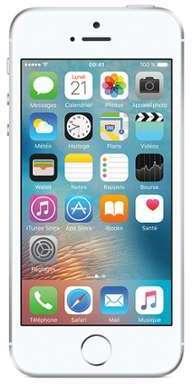 Apple iPhone SE 128Go Silver
