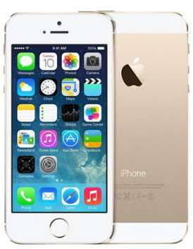 APPLE iPhone 5S 16 GO Or reconditionné